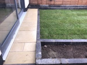 Landscaping Liffey Valley